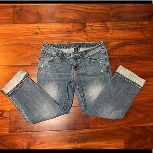 Women's size 4 capri jeans